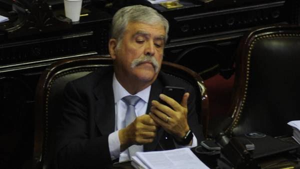 El exministro y actual diputado Julio De Vido. (Stracuzzi / Clarín)
