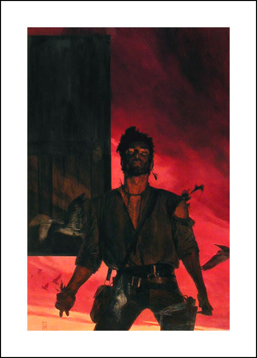 Phil Hale, The Dark Tower II. The Drawing of the Three 7