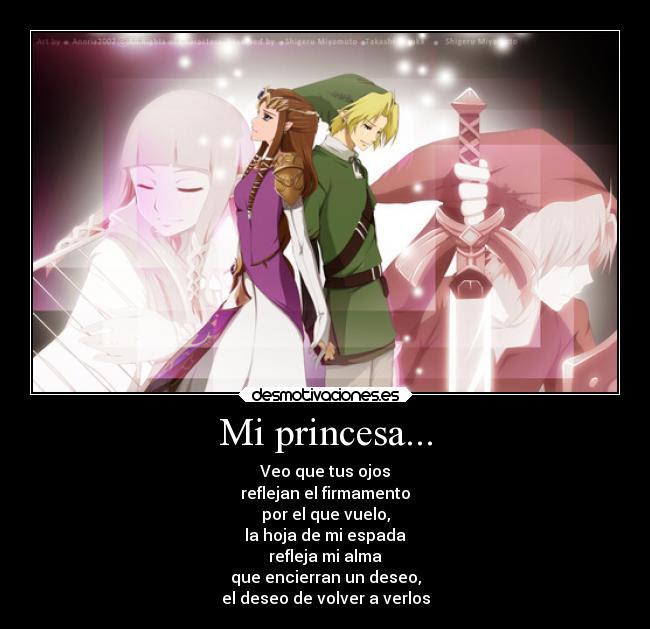 Mi Princesa Desmotivaciones