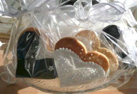 Wedding favour cookies in any style, Dorset and Hampshire