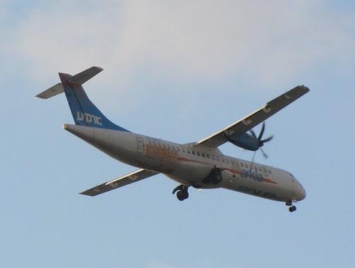 Arkia aircraft