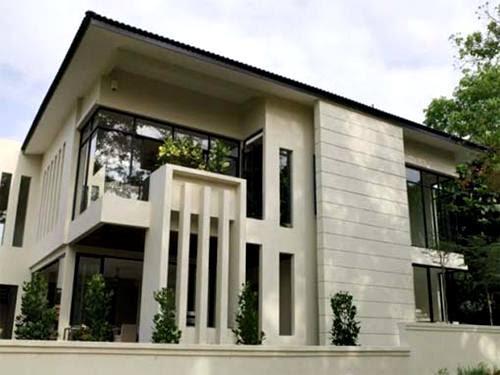 Desain Rumah Minimalis 2 Lantai Pakai Atap Jasa Desain Arsitektur Online