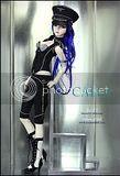 D.O.D. CALLA cosplay
