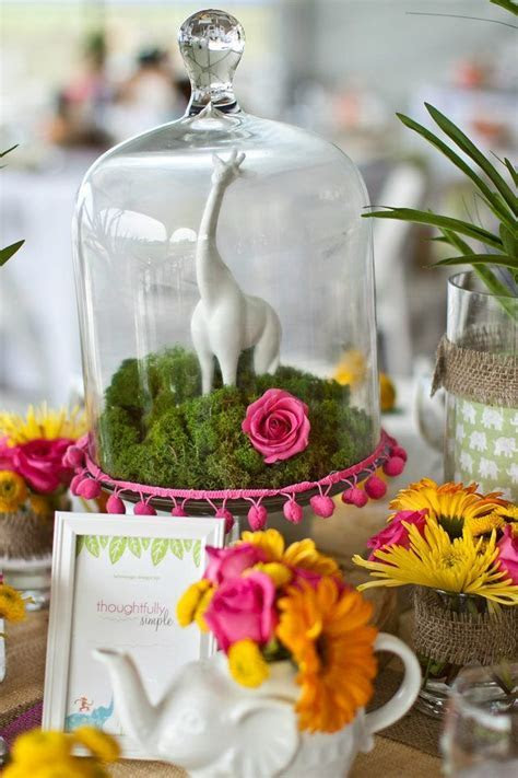 20 Unique Rustic Terrarium Wedding Centerpieces   Deer