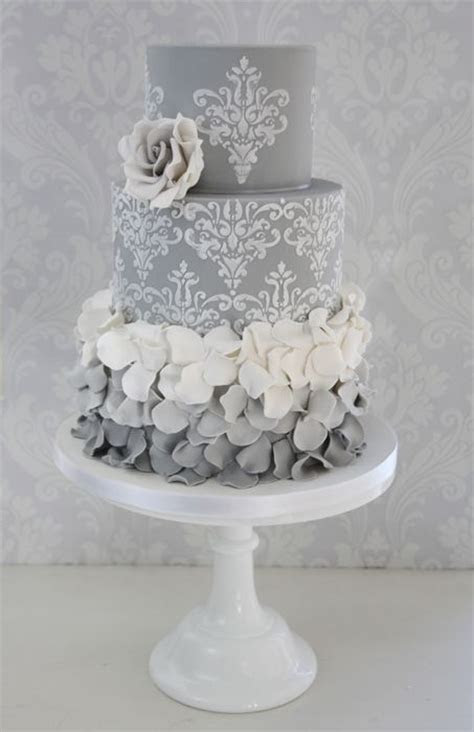 Amazing Wedding Cake Inspiration and Idea?s   Divya