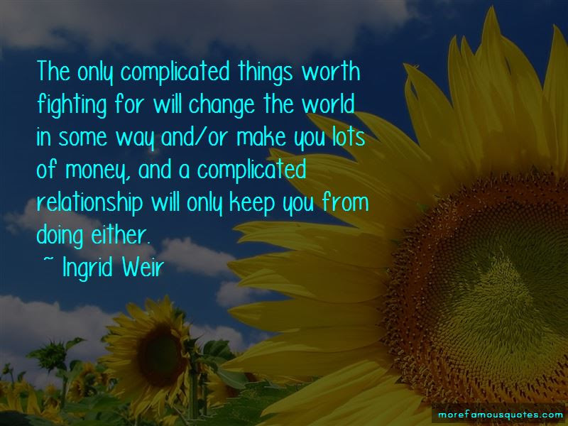 Keep Fighting Relationship Quotes Top 1 Quotes About Keep Fighting