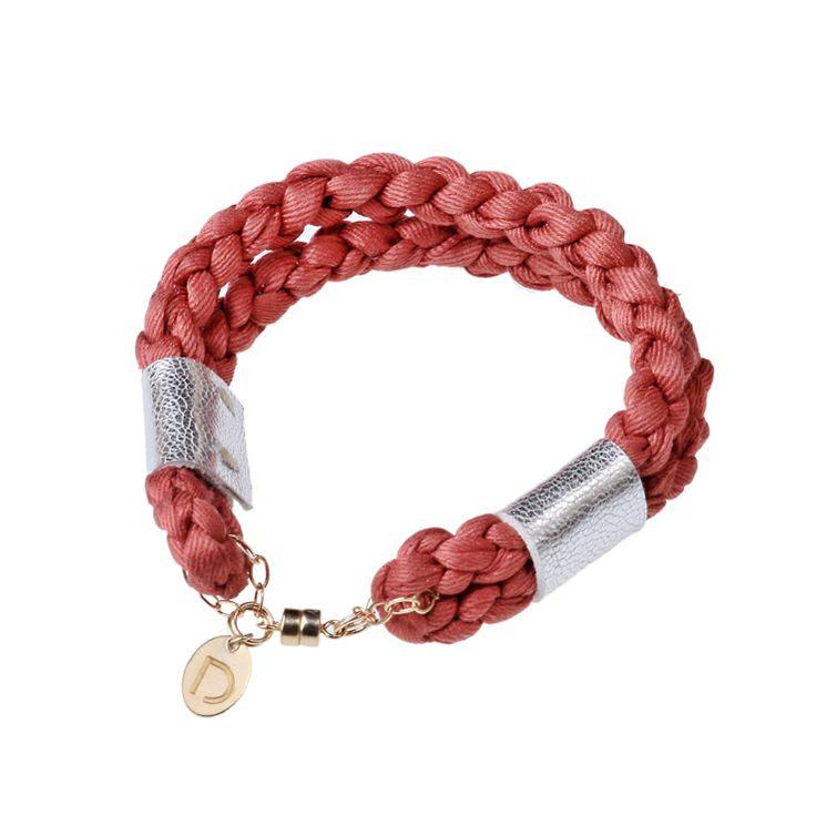 Naughty peony bracelet