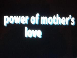power of mother's love