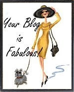 image of your blog is fab award