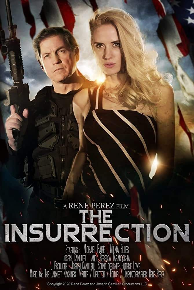 [MOVIE] The Insurrection (2020)