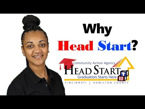 WHY HEAD START? by Head Start Parent & Teacher Dominique Allen