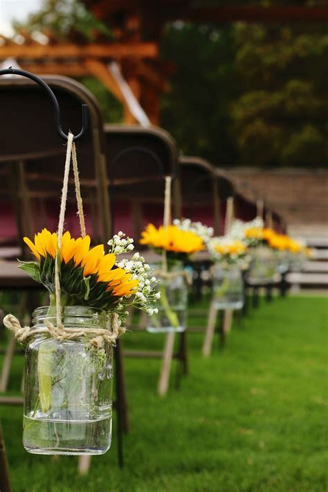 Shepherd Hooks Mason Jars   mrandmrswinslett: The Wedding
