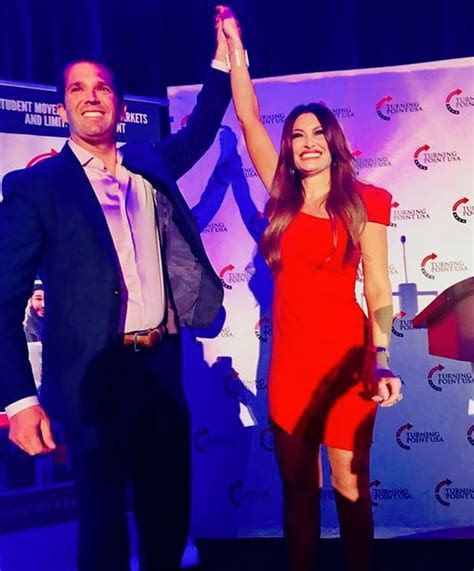 Donald Trump Jr. and Kimberly Guilfoyle: ALREADY Getting