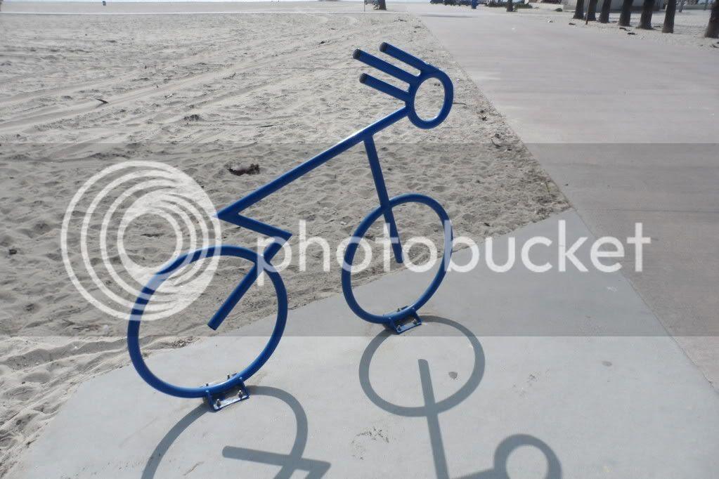 Belmont Shore Biker