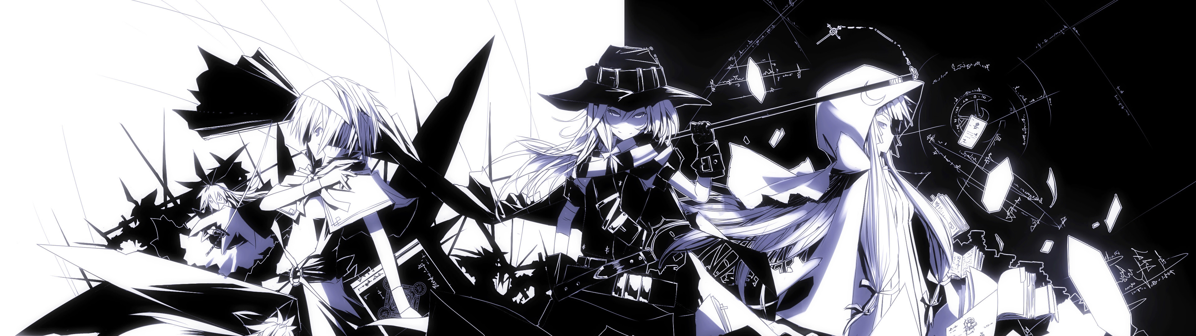 Anime Wallpaper 3840x1080 72 Images