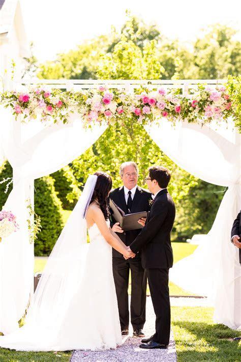 Romantic Maryland Wedding At Antrim 1844   MODwedding