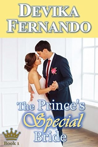 Book Spotlight: The Prince's Special Bride: Royal Romance (Romancing the Royals Book 1) by Devika Fernando