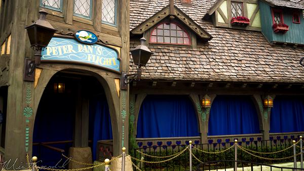 Disneyland Resort, Disneyland60, Disneyland, Peter, Pan, Flight, Refurbishment, Refurbish, Refurb