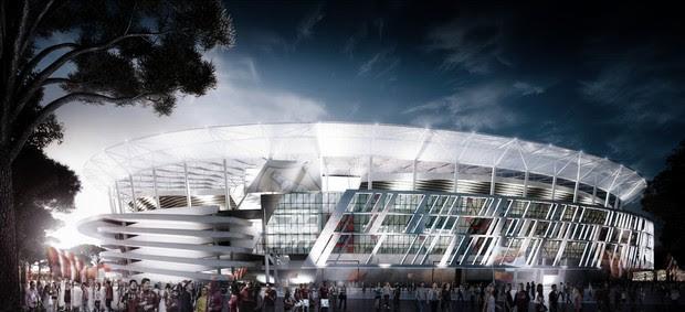 Roma estádio 3