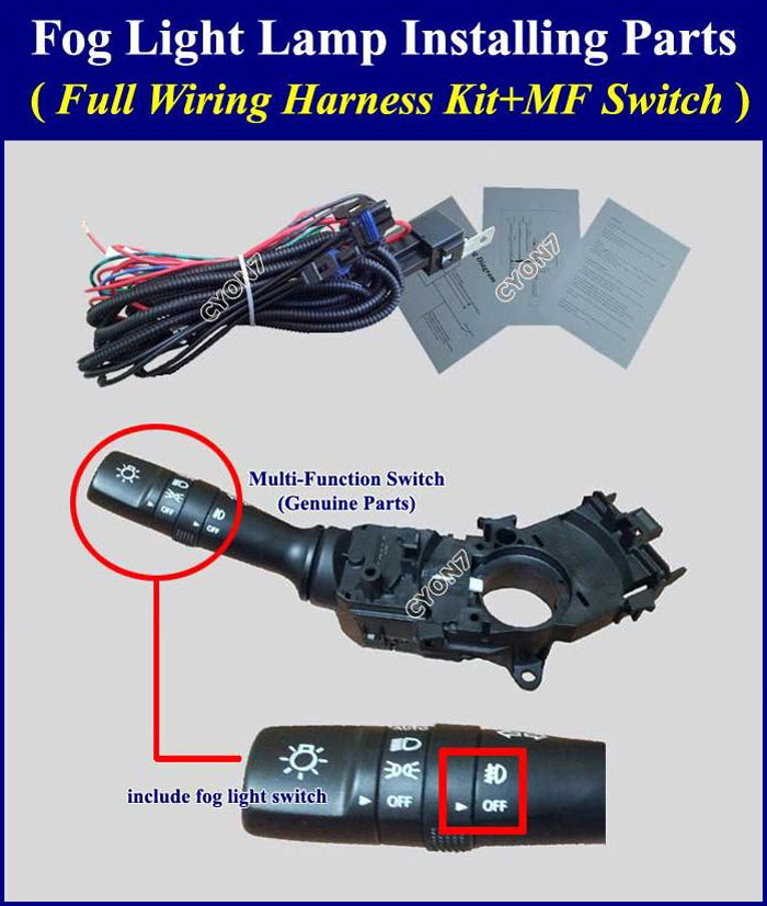 Kia Sportage Fog Light Wiring Wiring Diagrams Auto Pack Pack Moskitofree It