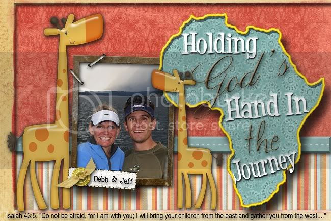 Holding God's Hand in the Journey