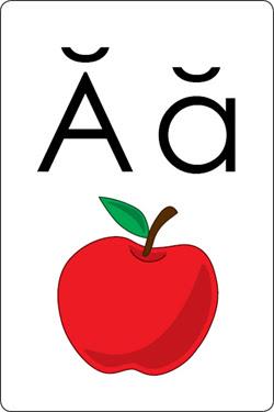 Free Downloadable Alphabet Flash Cards - Free Phonics Flash Cards