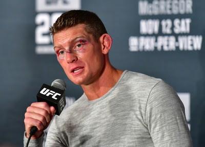 Stephen Thompson UFC 205 (Foto: Jason Silva)