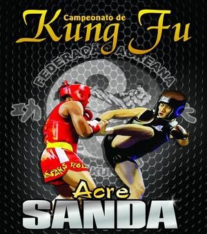 Campeonato de Kung Fu - Acre Sanda (Foto: Divulgação/ Federação Acreana de Kung Fu)