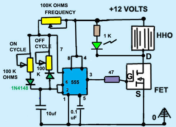 Secret Diagram  Learn Wiring Diagram Hho Generator