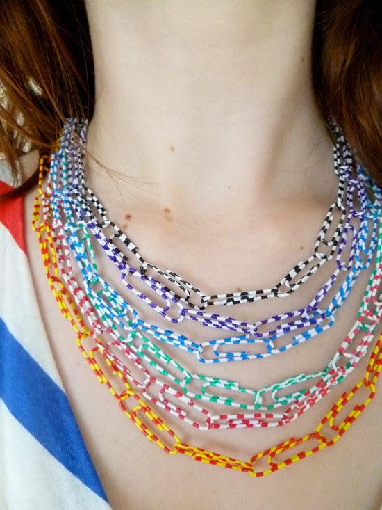 12 Dec 20 - Paperclip Necklace (1)