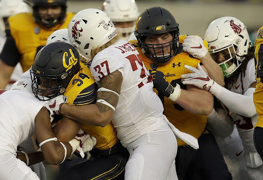 Head official suspended, others downgraded after Pac-12 acknowledges critical error in Washington State vs. Cal game