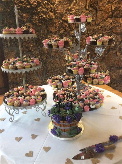 Wedding Cupcakes & Dessert Bar   Cinful Desserts