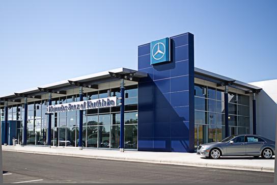 Mercedes-Benz Of Northlake car dealership in Charlotte, NC ...