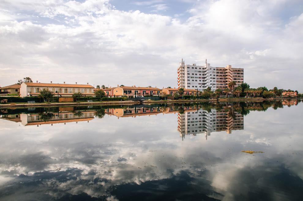 Озеро Эсперанса, Порт-де-Алькудия