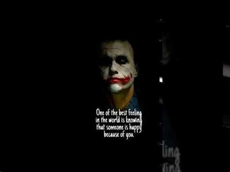 joker quotes whatsapp status motivation youtube