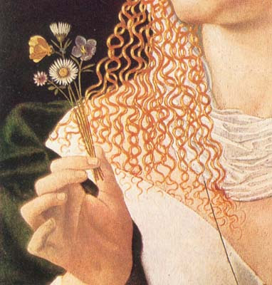 File:Veneto, Bartolomeo - Lucrezia Borgia (alleged), detail of portrait.jpg