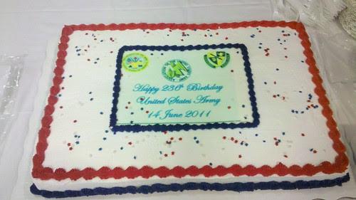 Happy Birthday U.S. Army! - June 14, 2011 by AnswerFirst