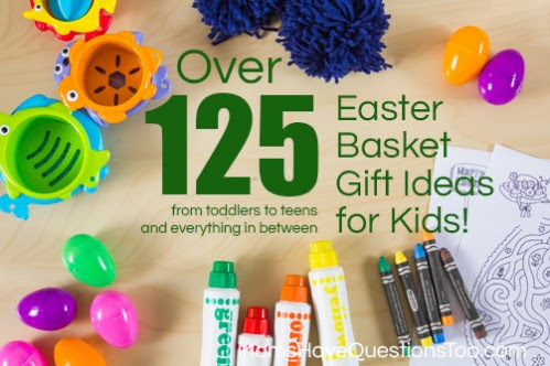 Inexpensive Easter Basket Ideas You Will Love