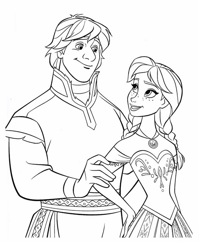 Disney Coloring Pages Frozen At Getcolorings Com Free Printable