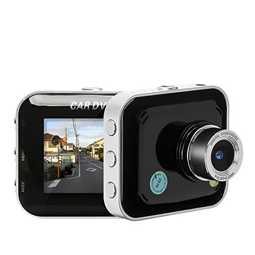 BESTEK ドライブレコーダー 常時/自動録画 暗視機能 衝撃動画保護機能付き ブラック BTDVR013