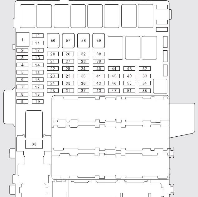 Wiring Diagram  33 Honda Fuse Box Diagram
