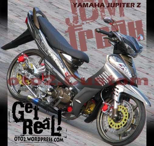 950 Koleksi Gambar Cutting Sticker Jupiter Z Gratis Terbaik