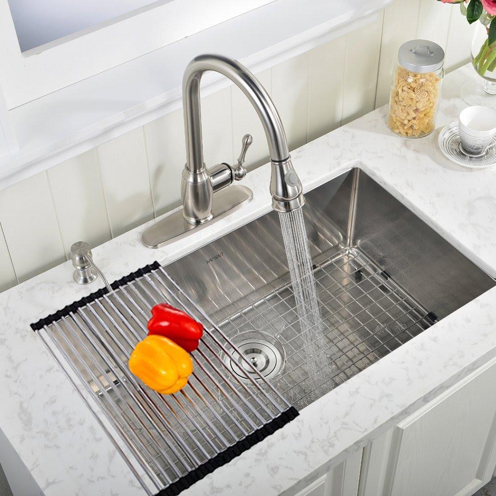 28 Inch Undermount Kitchen Sink Small House Interior Design