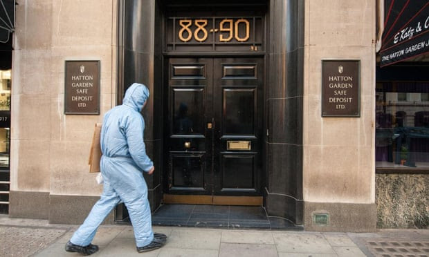 Hatton Garden burglary
