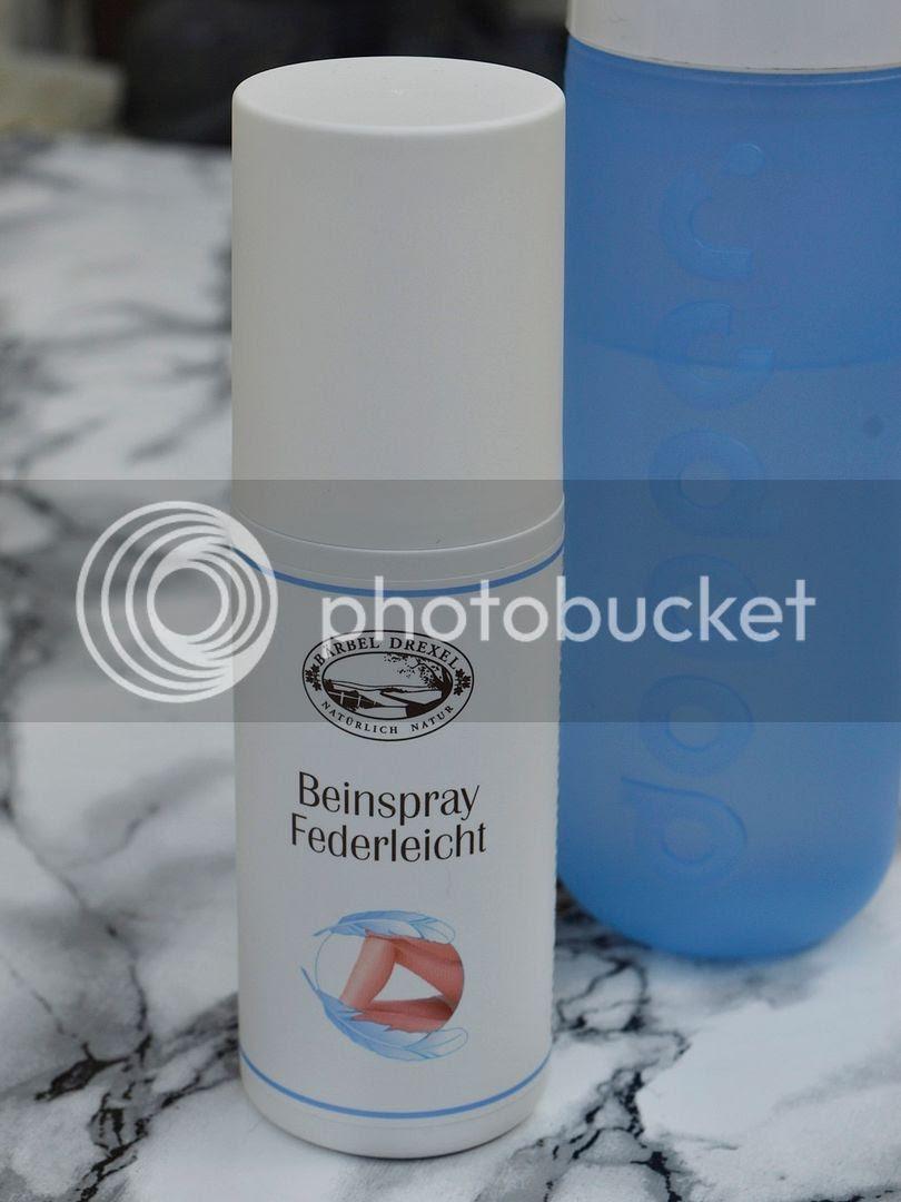Bärbel Drexel Beinspray Federleicht Review