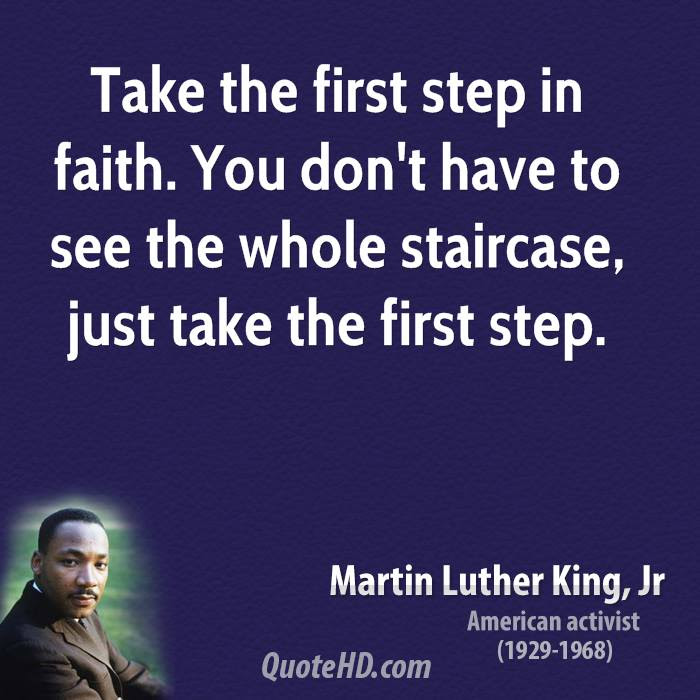 Martin Luther King Jr Faith Quotes Quotehd