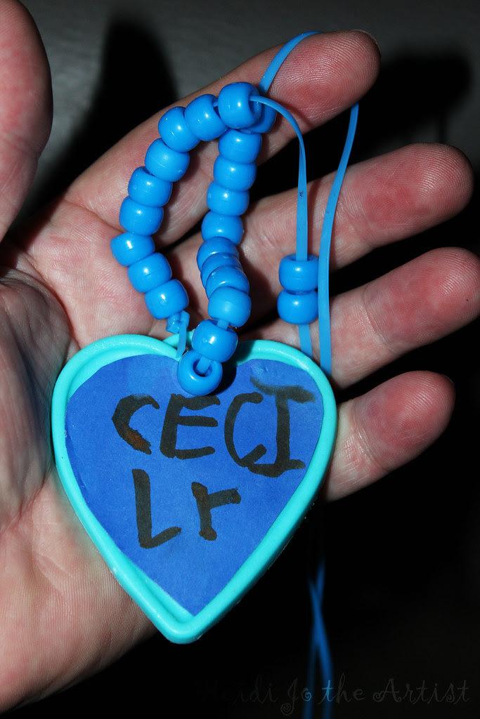 Handmade Necklace-Cecily