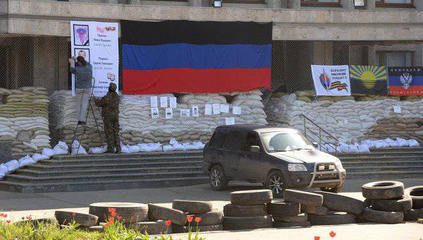 Самооборона Славянска: начался штурм города украинскими войсками (обновляется)