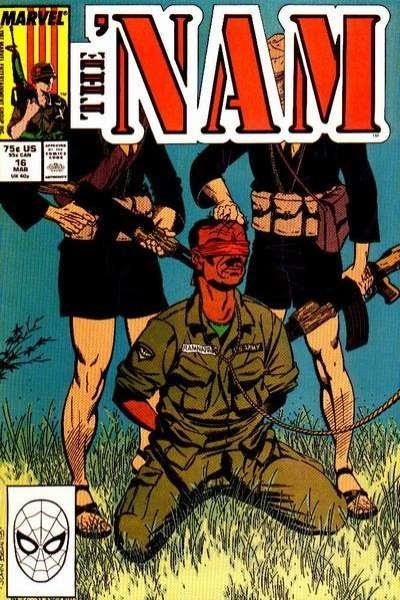 The Nam Comic Book Price Guide