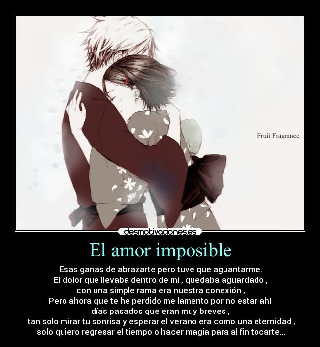 El Amor Imposible Desmotivaciones